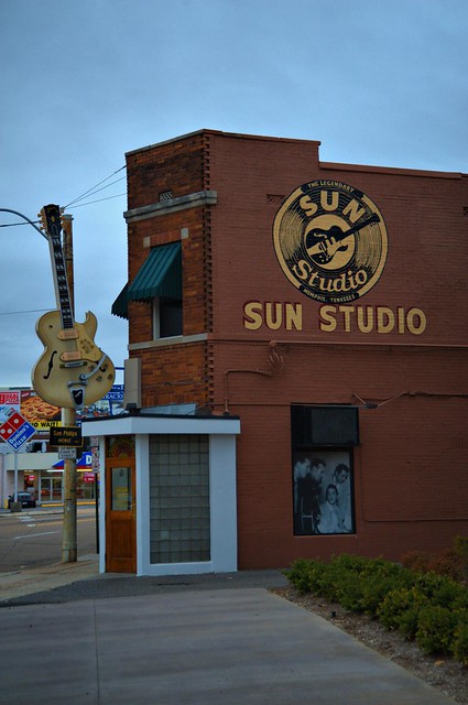 Sun Recording Studio - Memphis TN by cwwycoff1, on Flickr