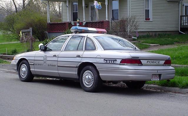 West Elkton, Ohio Police