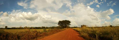 sky panorama arcoiris clouds rainbow venezuela himmel wolken colores cielo nubes regenbogen panorámica succexxyy