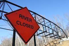 River Closed