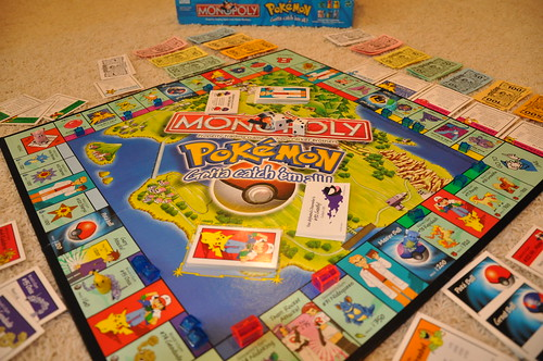 Pokemon Monopoly