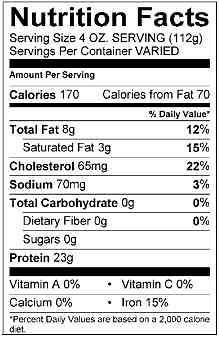 Calories In Beef Hot Dog No Bun