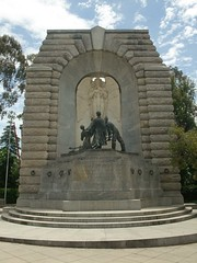 A walk of silence through the National War Memorial - Things to do in Adelaide