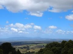 View on Wilsons Promontory peninsula (Australia 2010)
