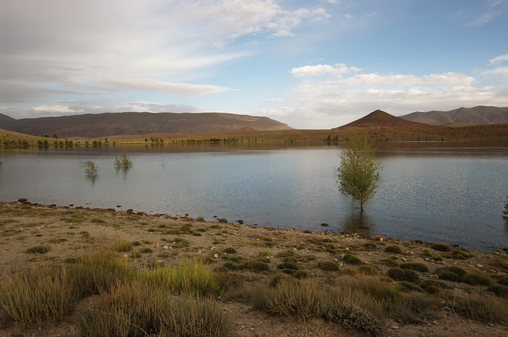 Lago Tislit. Fuente