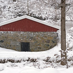 The old ice house