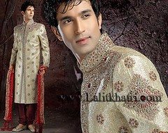 Wedding Grooms Sherwani