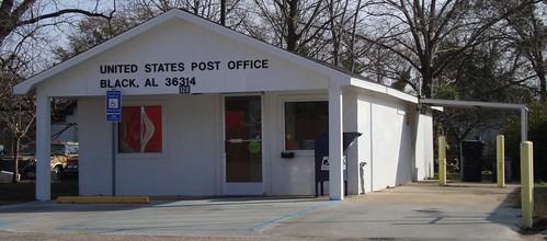 Post Office 36314 (Black, Alabama)