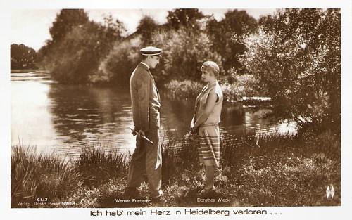 Werner Fuetterer, Dorothea Wieck