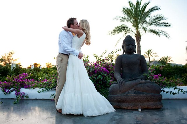 Ibiza Wedding with Atzaro, wedding feature: Amanda & Adrian, 2010