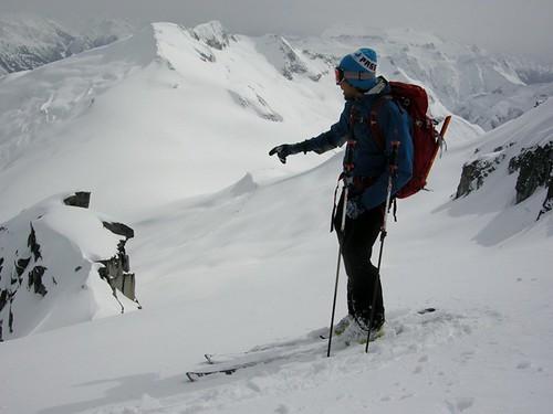 Traslin Brothers' Garibaldi Lake Ski Epic 1