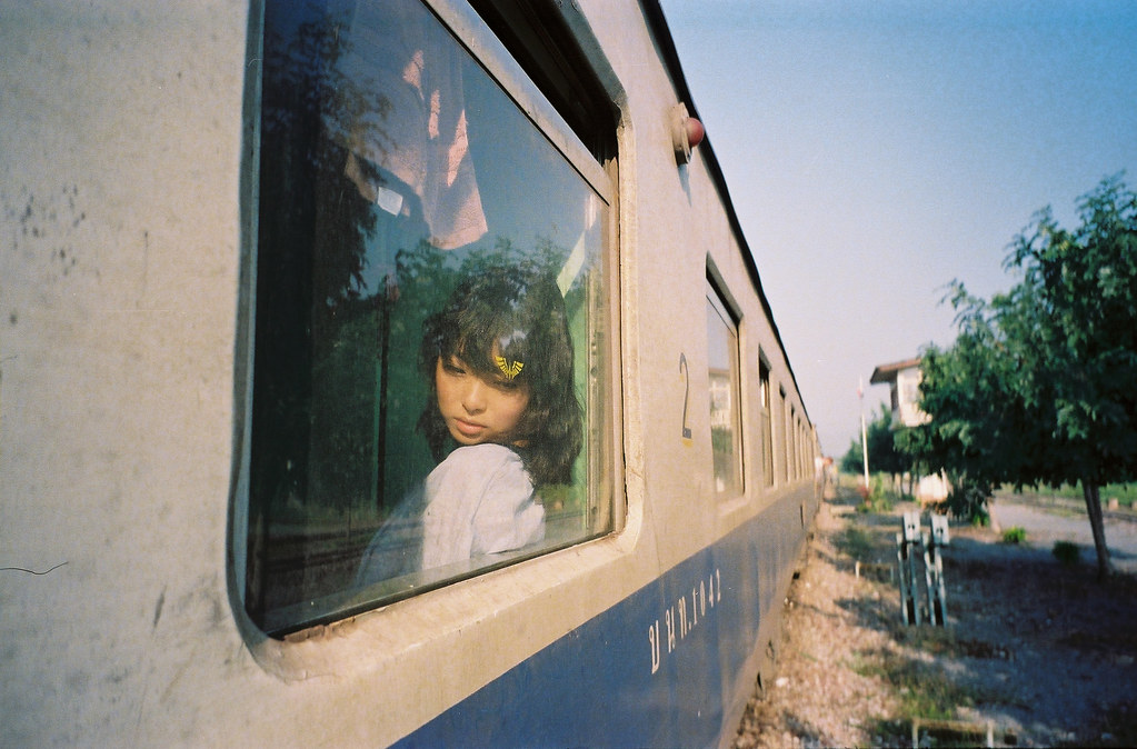 Le Love Blog Love Story Submissions Girl Looking Out Train Window The Only Exception Can't Let Go Of Relationship  617000055 by PAHUD Hsieh, on Flickr