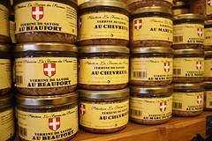 La Ferme des Saveurs - Produits savoyards, épicerie fine et produits pétrossian à Courchevel 1650 - Terrines, Huiles & Produits Savoyards