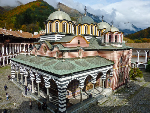 Rila Monastery (Рилски манастир), Bulgaria