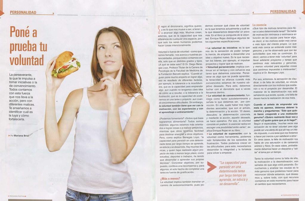 Revista Psicología Positiva Febrero 2014 (2)
