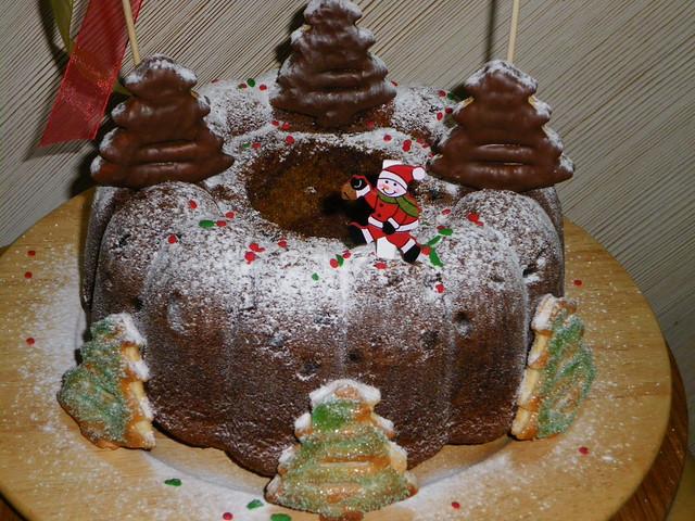 Christmas Bundt Cake Images : Christmas Bundt Cake Flickr - Photo Sharing!