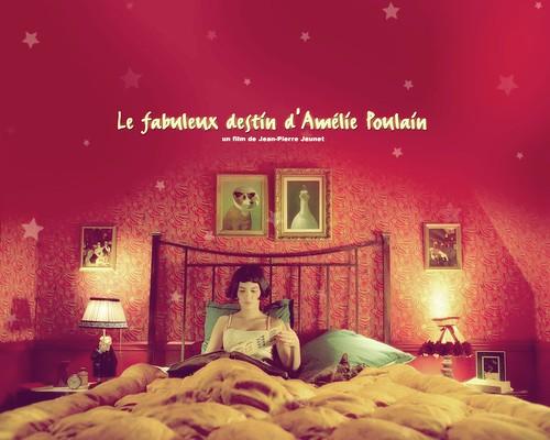 Le Fabuleux Destin d'Amélie Poulain.