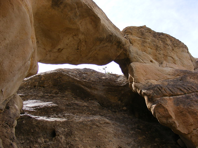 New Mexico Natural Arch NM-187