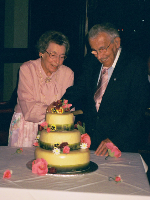 Ev and Ray's 60th Anniversary