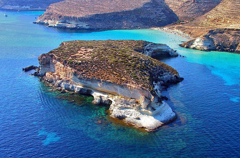 Isolotto dei Conigli, Lampedusa