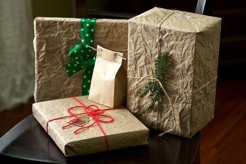 Regali di Natale: come impacchettare in modo originale