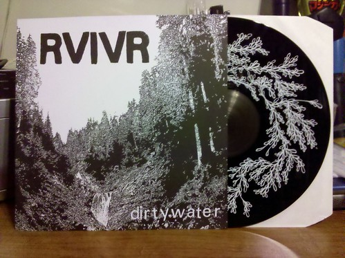 RVIVR - Dirty Water 12""