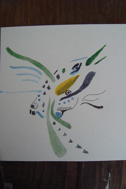 cabra colibri