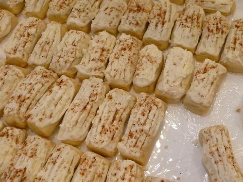 Nutmeg Logs