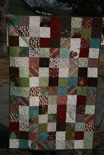 Linda's quilt