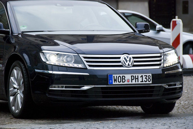 photo of VW in Europe