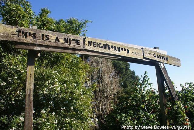 Dogpatch/Miller Memorial Garden