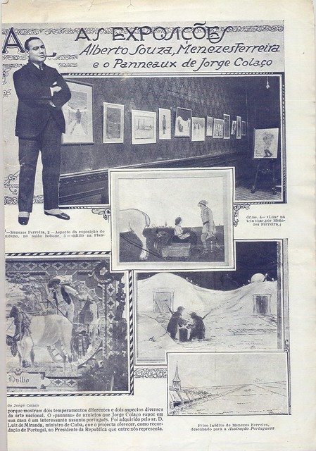 Ilustração Portugueza, Nº 731, Fevereiro 23 1920 - 7