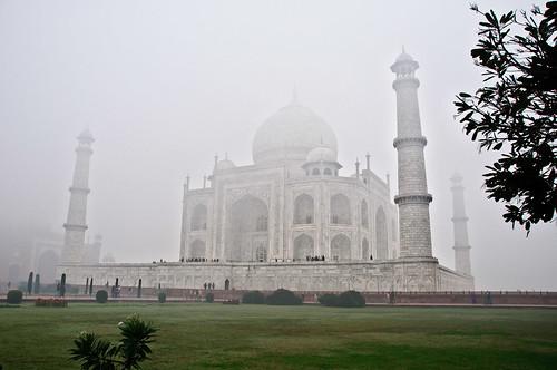 Taj Garden