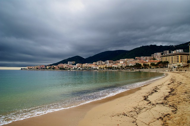 Header of Ajaccio