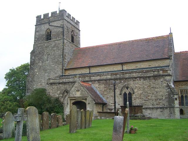 Northamptonshire, Sulgrave