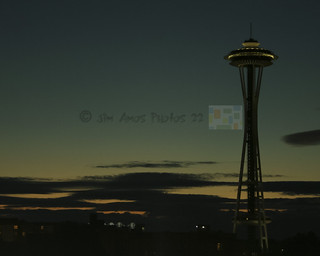 Space Needle Emerald City