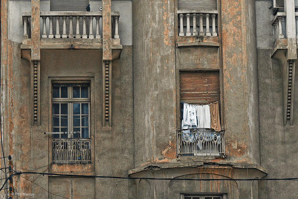 Faded Glory Of French Colonial Architecture Casablanca Flickr