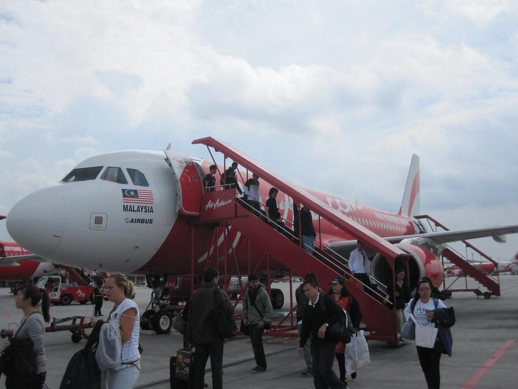 Air Asia Ride