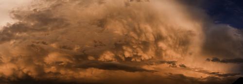 sunset sky panorama cloud clouds nevada thunderstorm theunitedstatesofamerica i15 thundercloud