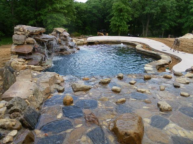 Swimming Pool Grotto Dallas Flickr Photo Sharing