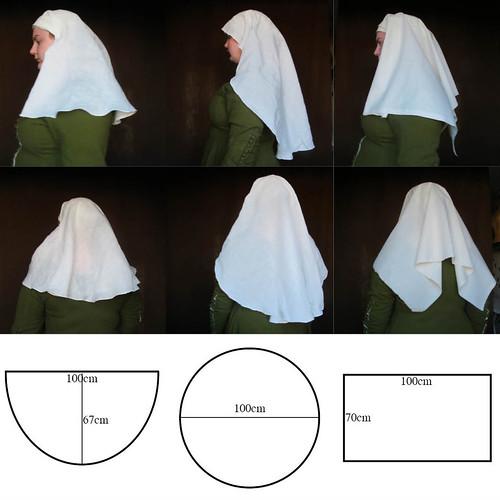 Veil shapes