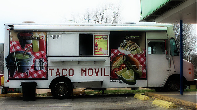 Tacos Movil in Des Moines, Iowa