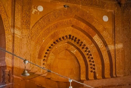 Delhi. Jamaat Khana Masjid