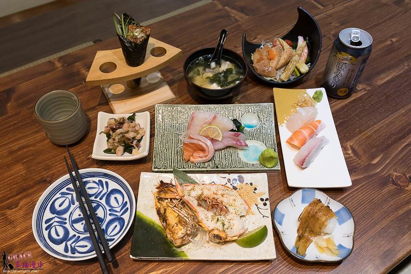 三合屋sushi手作壽司
