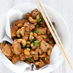 chicken with cashewnuts