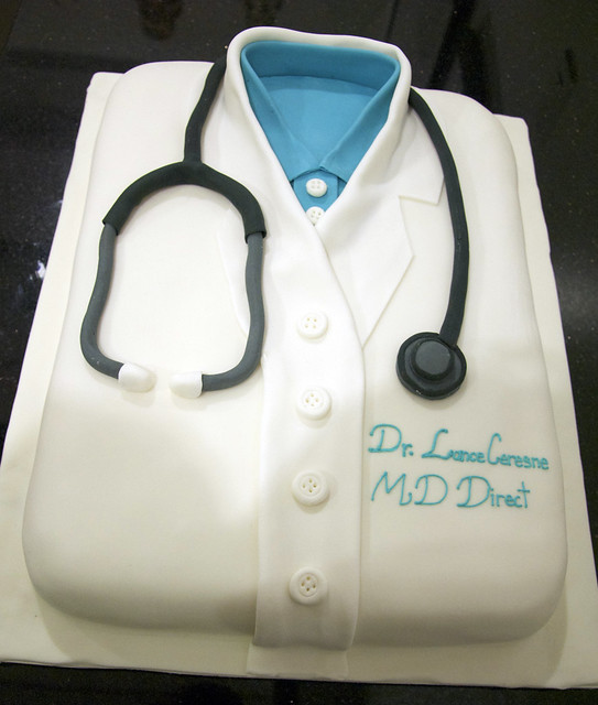 Birthday Cake Designs For Doctors