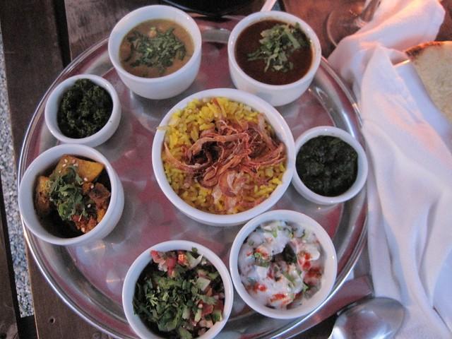 medley-dish-taste-all-indian-food-sampler