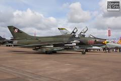 308 - 17532366308 - Polish Air Force - Sukhoi SU-22UM-3K - 100717 - Fairford - Steven Gray - IMG_8298