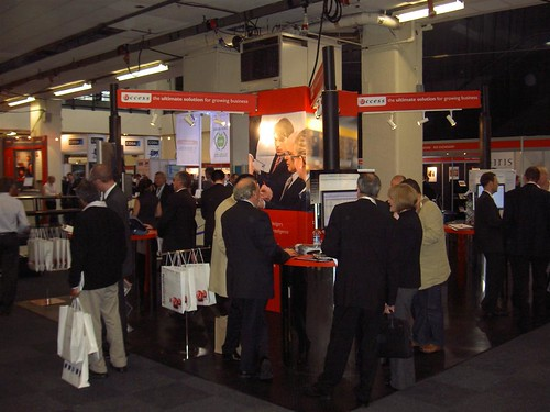 The Access stand at Softworld 2008