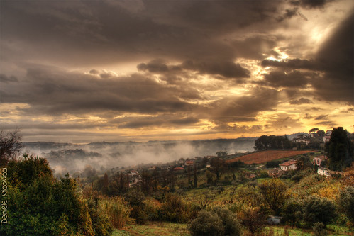 Valley of fog [HDR] | by Daniele Nicolucci photography